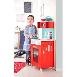 Spielküche aus Holz - Kinderküche