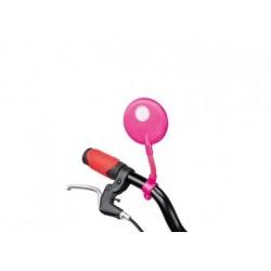 Fahrrad Rückspiegel - Rosa