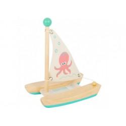 Wasserspielzeug - Katamaran Oktopus
