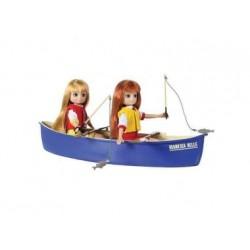Lottie Puppen Kanu Abenteuer-Set mit Zubehör