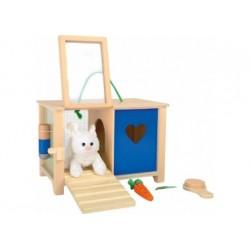 Spielzeug - Hasenstall