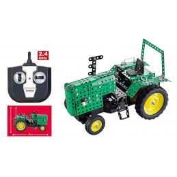 Metallbaukasten Ferngesteuerter RC Traktor