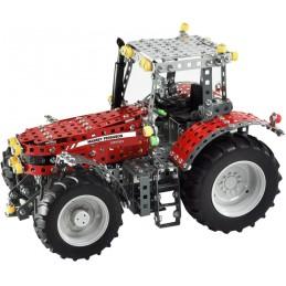 Metallbaukasten Traktor Massey Ferguson
