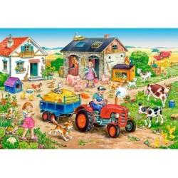 Kinderpuzzle - 40 Maxi