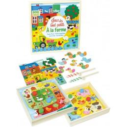 Kinderspiel Farm Vilac