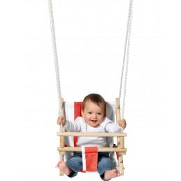 Babyschaukel Holz