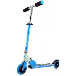 Best Sporting Scooter 125er blau-weiß, verstellbar 70-80 cm. Klappsystem