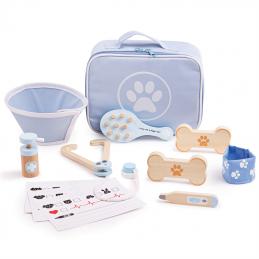 Tierarzt Spielset Rollenspiel Tierarztkoffer für Kinder