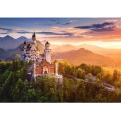 Puzzle 500 Teile - Neuschwanstein Schloss