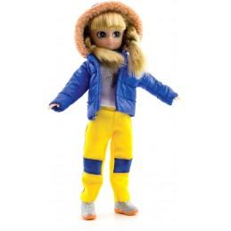 Puppe - Lottie Wintertag im Schnee