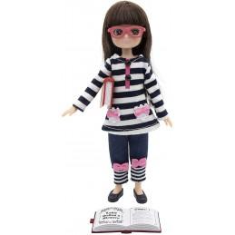 Lottie Puppe Bücher-Freundin
