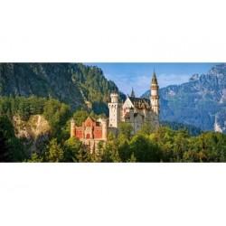Puzzle 600 Teile - Neuschwanstein Schloss