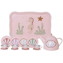 Kinder Tee Set - Seepferd - JABADABADO