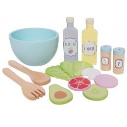 Kinderküche Zubehör - Salat-Set - JABADABADO