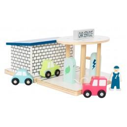Spielgarage - Auto Service - JABADABADO