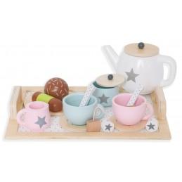 Kinder Teeservice Holz - JABADABADO