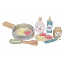Spielküche Zubehör - Pancakes JABADABADO