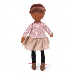Stoffpuppe - Puppe Rose - Moulin Roty