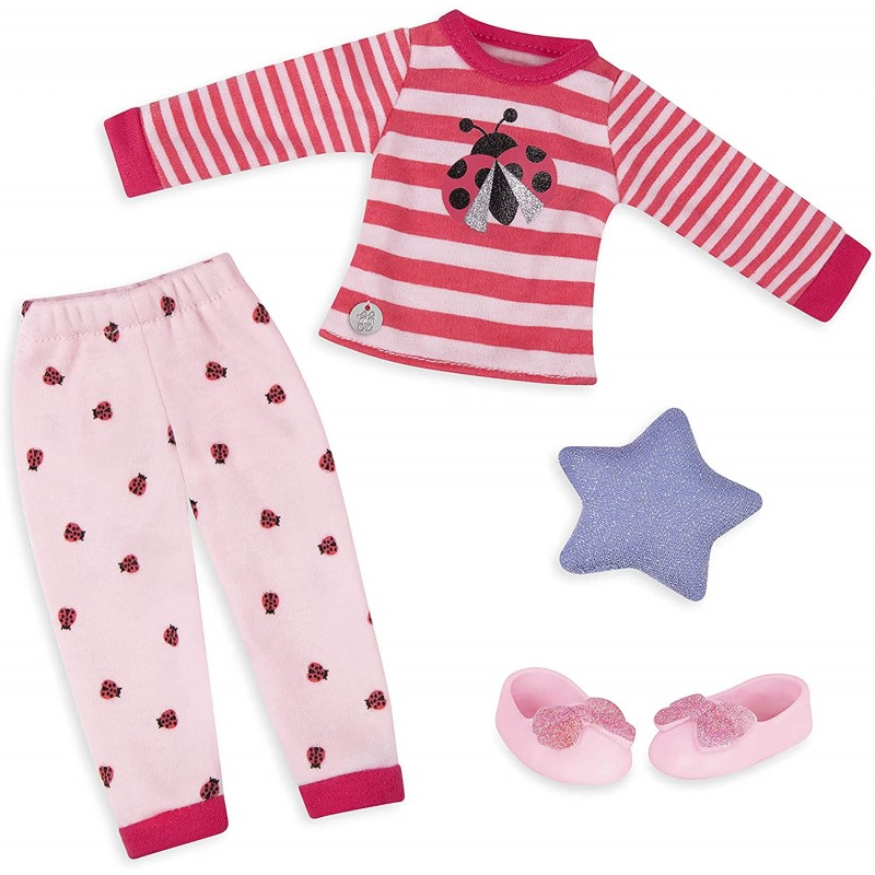 Puppen Outfit - Kleidung 32-38 cm.