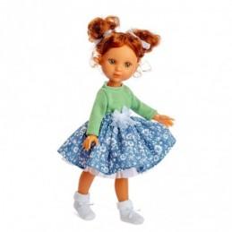 35 cm. Puppe Eva - Berjuan