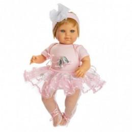 Baby-Puppe 50 cm. - Berjuan