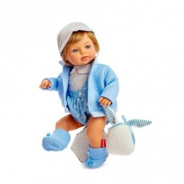 Puppe Mauro 38 cm. - Berjuan