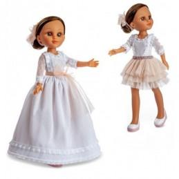Puppe Konfirmation Kommunion Mädchen - Berjuan