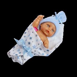 Puppe mini Baby - Berjuan 20 cm.