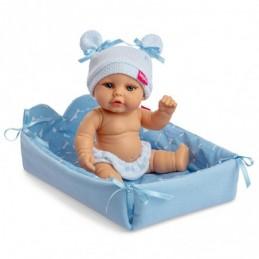 Puppe 25 cm. Mini Baby - Berjuan