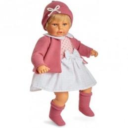 Puppe Weichkörper 60 cm. - Babypuppe