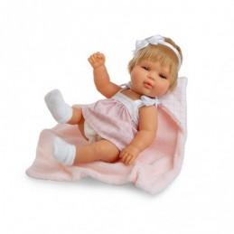 Puppe Baby smile - Berjuan 30 cm.