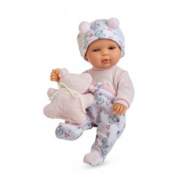 Puppe - Babypuppe Mädchen von Berjuan 30 cm.