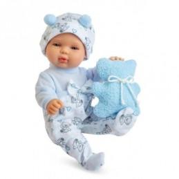 Puppe - Babypuppe Junge von Berjuan 30 cm.