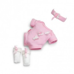 Puppenkleidung Body - Outfit 38-45 cm