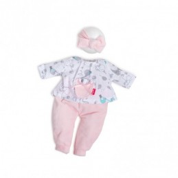 Puppenkleidung - Outfit 38-45 cm.