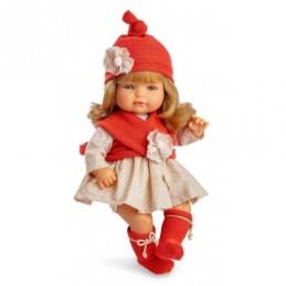 Baby - Puppe mit Funktionen 38 cm. - Berjuan