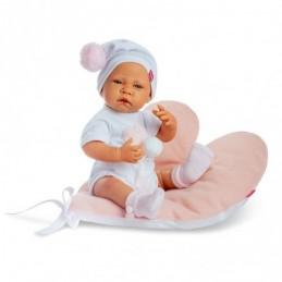 Reborn Puppe - Babypuppe 45 cm. - Berjuan