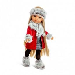 Puppe mit langen Haaren - Berjuan