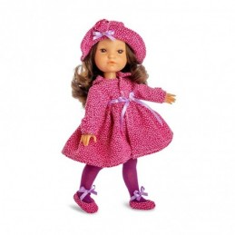 Puppe Fashion Girl 35 cm. - Berjuan