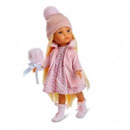 Puppe 35 cm. Fashion Girl - Berjuan