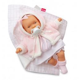 Weinende Puppe Berjuan