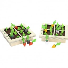 Garten Gemüseschlacht Spiel - Vilac