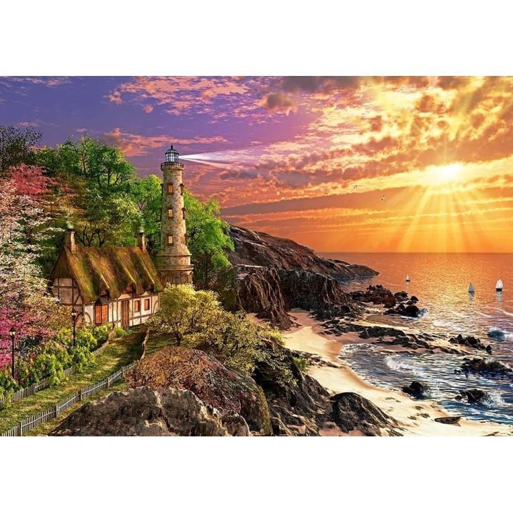 Puzzle 500 Teile -  Dominic Davison: Stoney Cove