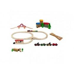 Holzeisenbahn Basic