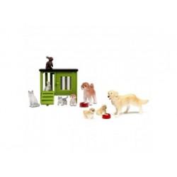 Puppenhauszubehör - Lundby: Haustiere Set
