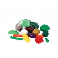 Spielzeug - Gemüse - Gowi 28tlg