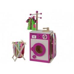 Spielküche - Wäschecenter aus Holz von Howa