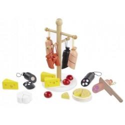 Spielküche-Kaufladen Zubehör