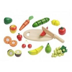 Schneideset Obst und Gemüse