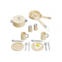 Spielküchenset 16 tlg. von Howa